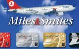 Garanti Miles & Smiles Kredi Kartı Özellikleri
