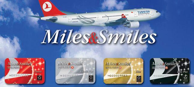 Garanti Miles & Smiles
