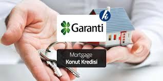 garanti ipotekli mortgage kredisi