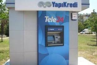 Yapı Kredi ATM