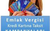 Emlak Vergisine Taksit Yapan Bankalar