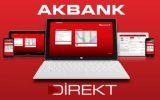 Akbank Direkt Şifre Nasıl Alınır